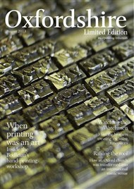 Oxford Limited Edition Magazine